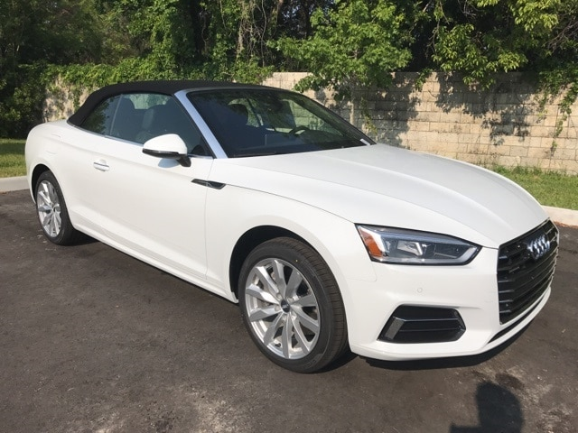 2018 Audi A5 2.0T Cabriolet