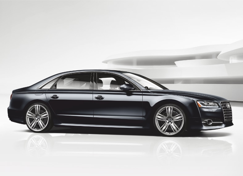 Audi A8 Exterior Side