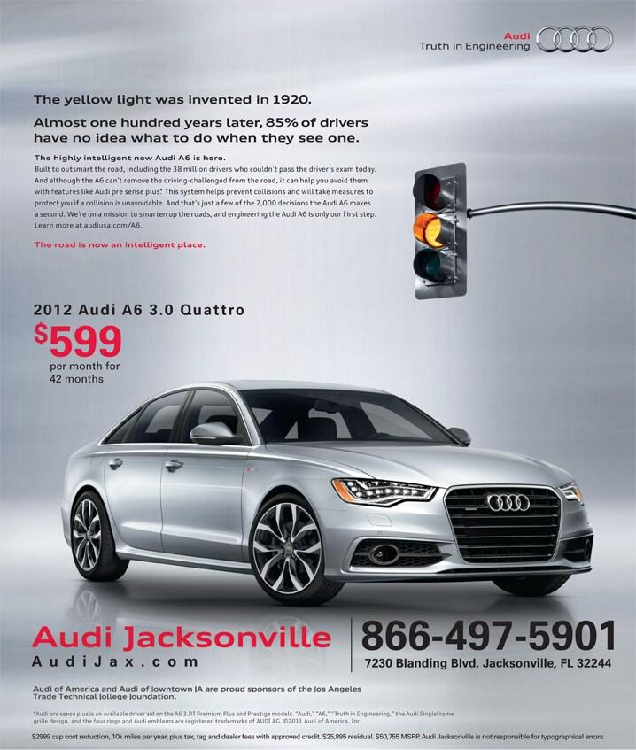 Audi Jacksonville - Audi, Service Center - Dealership Ratings