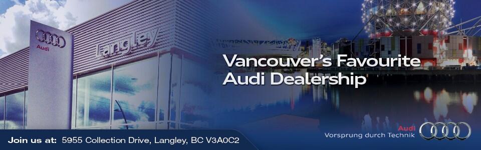 Audi Dealership Vancouver