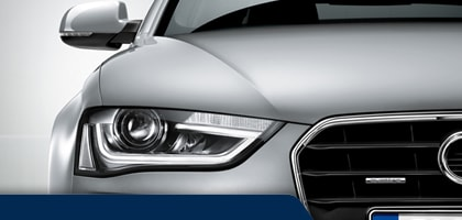 2015 Audi A4 Headlights