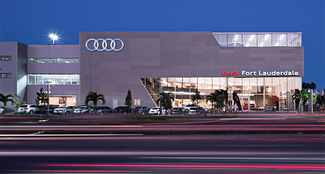 audi fort lauderdale dealer dealership florida