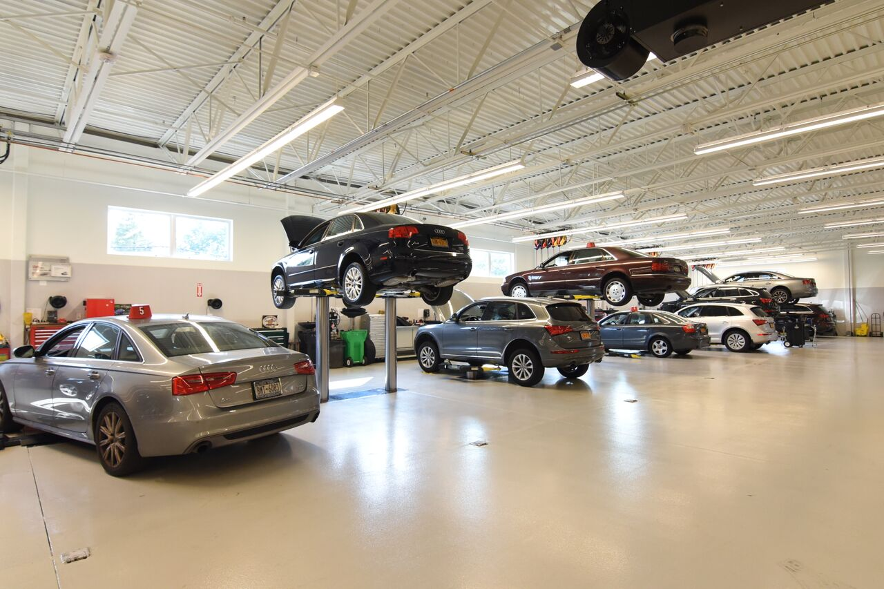 Audi lynbrook service department