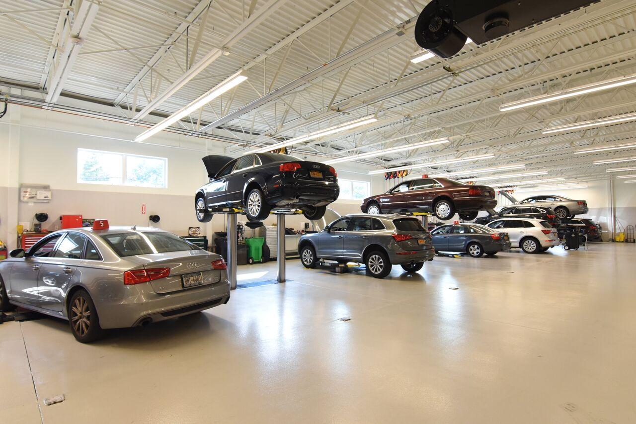 Audi lynbrook service department