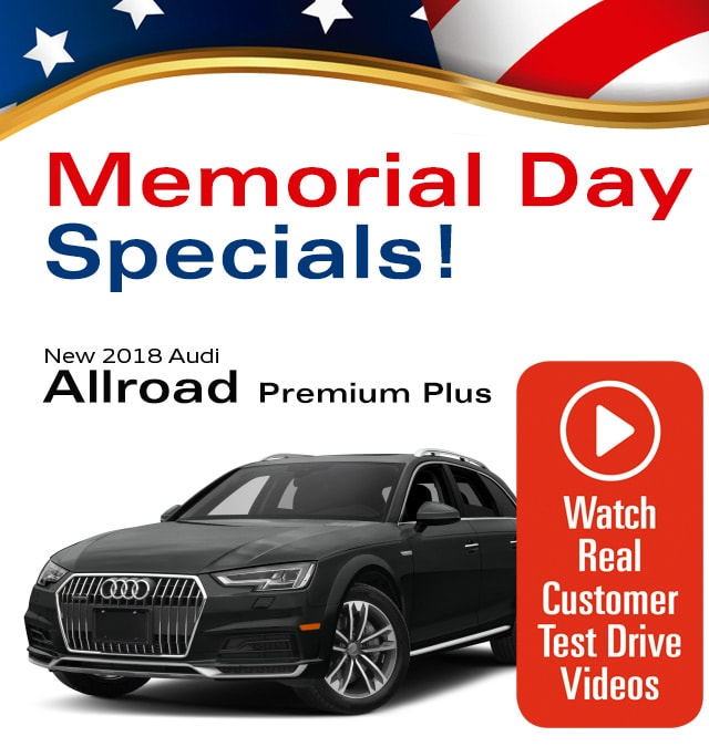 Audi Lease Offer: Audi Lease Specials