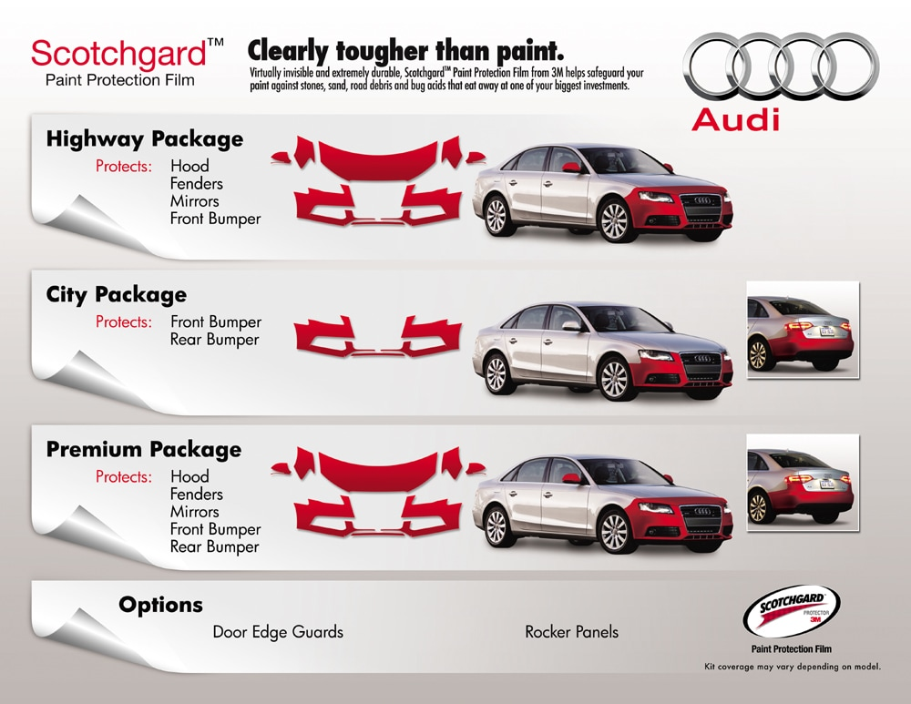 Protect Your Vehicle S Paint With Scotchgard Pro Series
