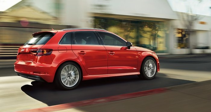 Audi A3 Sportback E Tron Maintenance Schedule Orange