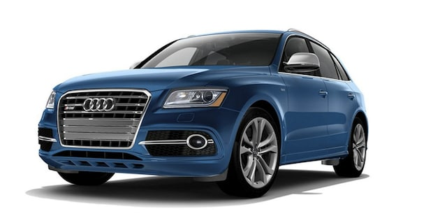 2017 Audi Sq5 In Orange County Audi Dealer In Mission Viejo