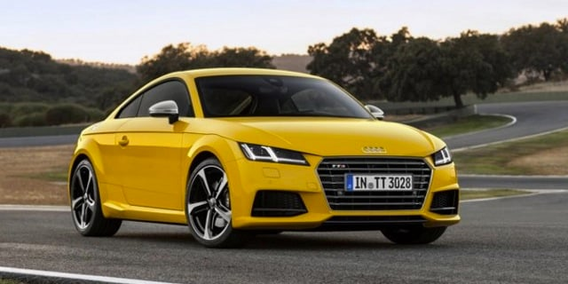 Audi TTS service in Orange County