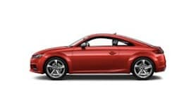 Routine service schedule for Audi TTS