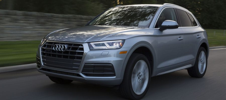 2019 Audi Q5 Review Audi Nashville
