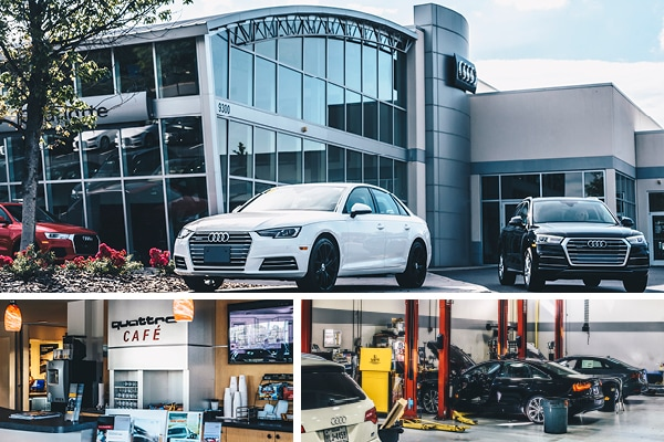 About Us Audi Of Charlotte Luxury Cars Charlotte NC - About audi car