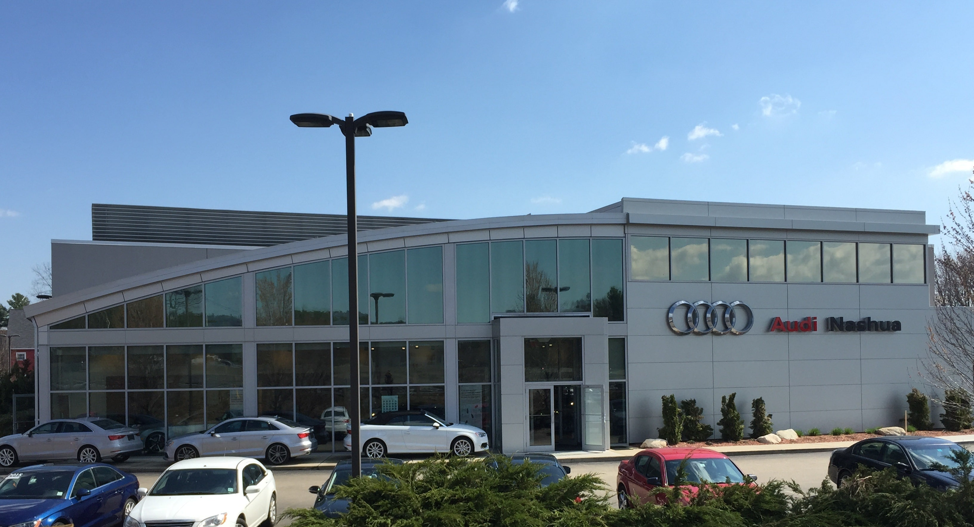 Contact Us Audi Of Nashua Oxford Audi Dealership - Audi dealerships in massachusetts