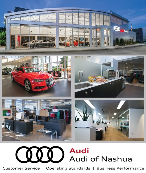Audi Dealership Near Manchester, NH