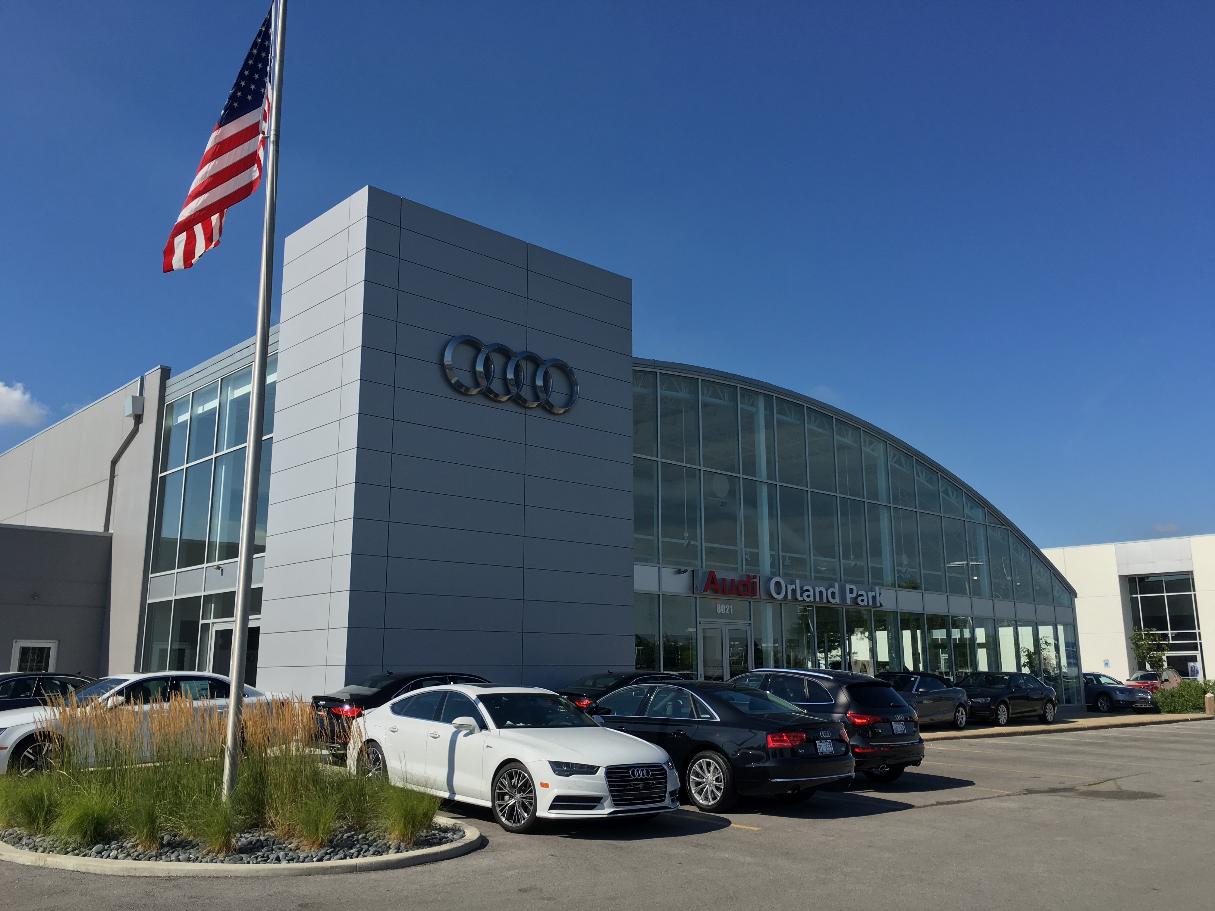audi orland park chicago area new used audi dealer. Black Bedroom Furniture Sets. Home Design Ideas