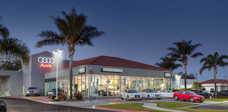 DCH Audi of Oxnard - 1521 Auto Center Drive