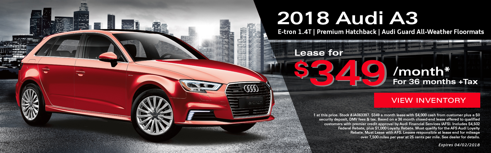 Audi Lease Specials Audi Finance Audi Palo Alto Serving San - Audi lease promotions