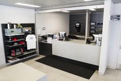 Audi Parts Department