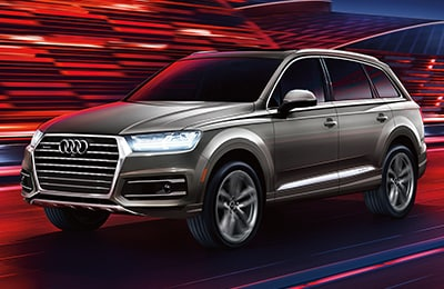 New 2017 Audi Q7 For Sale at Audi Cary in Cary, NC 27511 | Leith Automotive Group