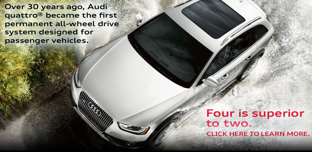 Audi Dealer in Raleigh NC New Used Audi Cars SUVs Durham ...