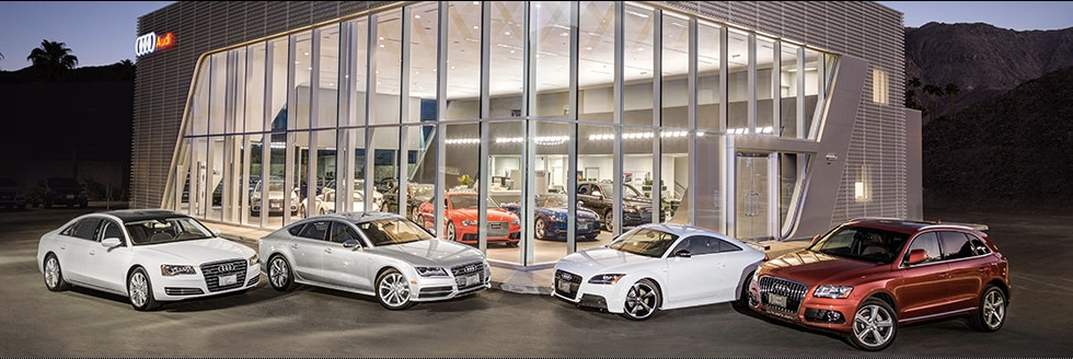 New PreOwned Audi Dealership Rancho Mirage CA Audi Dealer - Audi dealership california