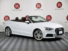 New 2018 Audi A3 2.0T Premium Plus Cabriolet for sale near Milwaukee