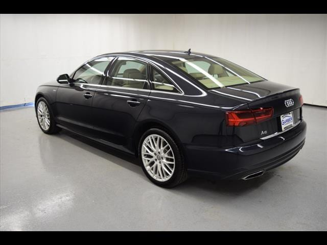 Pre-Owned 2016 Audi A6 3.0T Quattro Premium Plus
