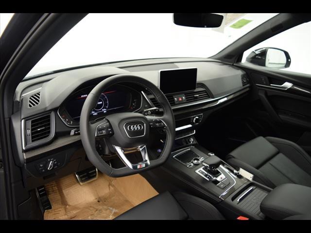 New 2019 Audi SQ5 3.0T Premium