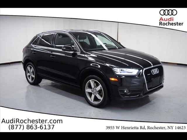Certified Pre-Owned 2015 Audi Q3 2.0T Quattro Premium Plus