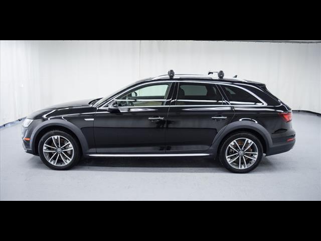 Certified Pre Owned 2018 Audi A4 Allroad 20t Quattro Premium Wagon