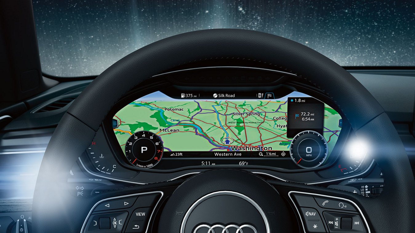2017_Audi_A4_technology_virtual_cockpit