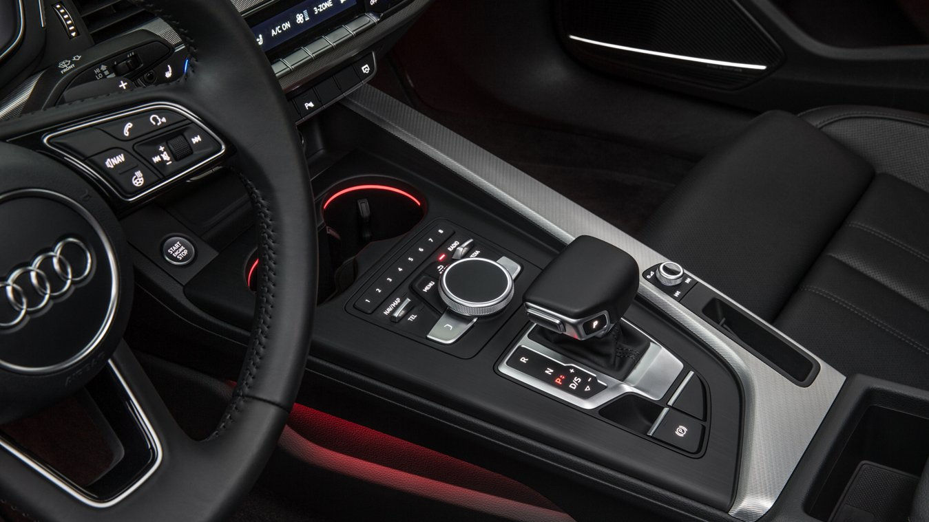 2017-Audi-A4-interior-front-features