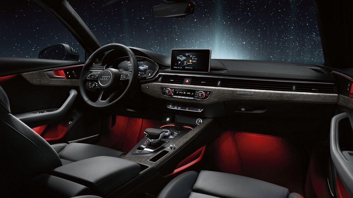 Tour the Interior of the 2017 Audi A4 | Butler Audi South Atlanta