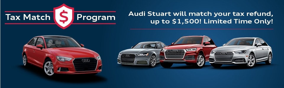 Official Audi Dealer In Stuart FL - Audi dealers in south florida