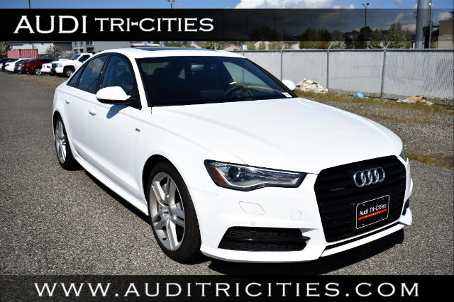 2016 Audi A6 2.0T Summer of Audi Edition Sedan