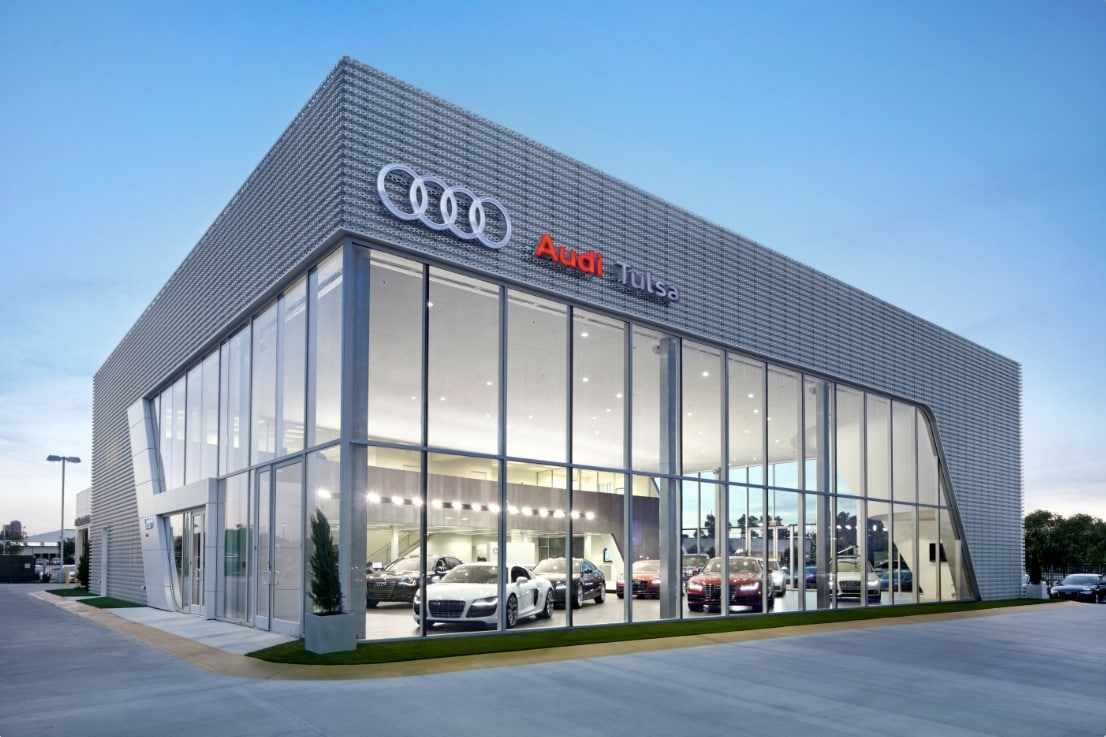Image Gallery Dealer Audi