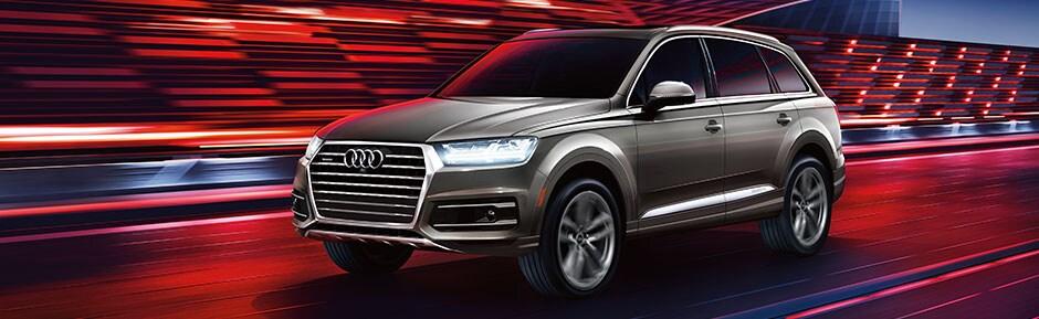Audi Q7 Lease Option