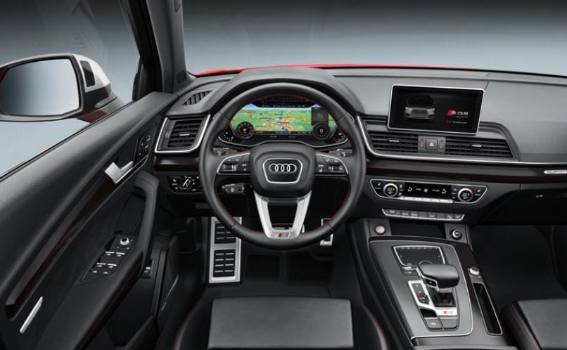 2018 audi q5 interior. unique interior what makes the 2018 audi q5  to audi q5 interior