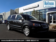 2012 Chrysler Town & Country Touring-L Van