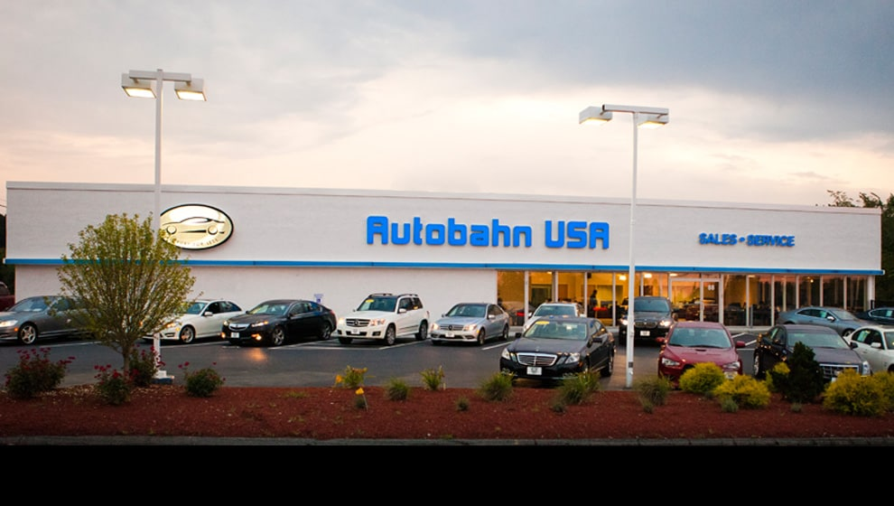 Autobahn usa used luxury car dealer in the boston ma area for Mercedes benz dealers in boston area