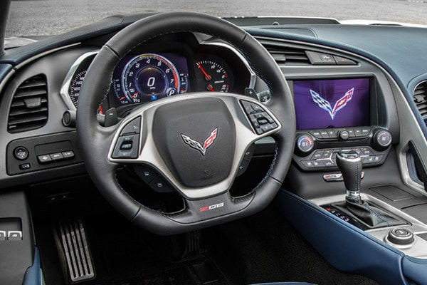 Technology in the 2016 Chevrolet Corvette