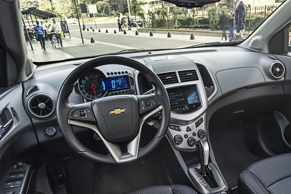 Technology in the Chevrolet Sonic