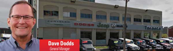 Toronto Chrysler Dodge Jeep Ram
