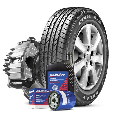 Tire and Filter service