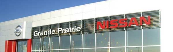 Grande Prairie Nissan