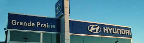 Grande Prairie Hyundai