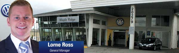 Maple Ridge Volkswagen