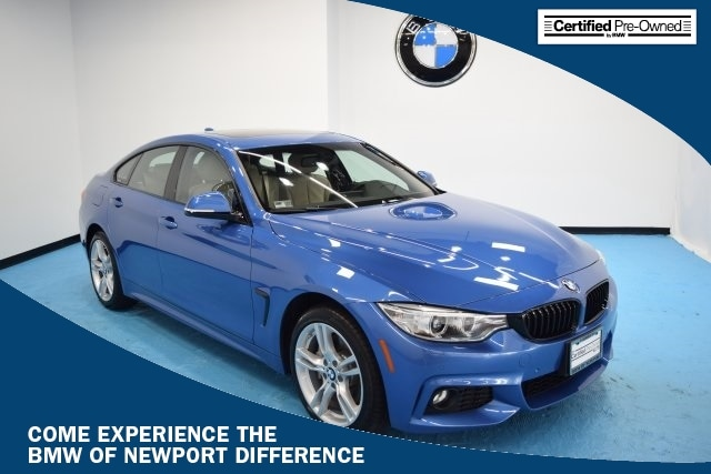 Middletown, RI - 2017 BMW 4 Series
