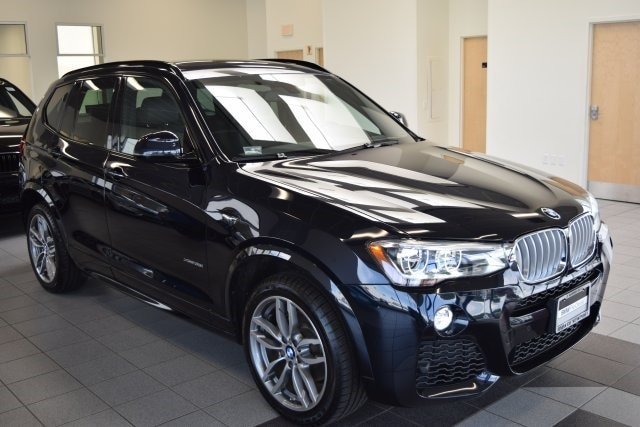 Middletown, RI - 2017 BMW X3 Series