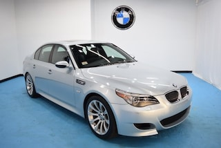 Used 2006 BMW M5 Sedan WBSNB93506B582909 for sale in Johnston, RI at Grieco Honda